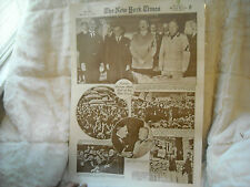 copied,enlarged The New York Times Rotogravure picture section Oct.9,1938