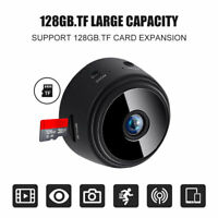 Mini IP Wireless Spy Hidden Camera WiFi 1080P HD Home Security Night Vision UK