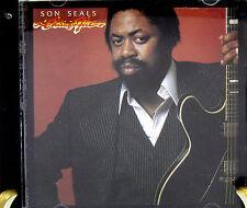 Son Seals Chicago Fire CD