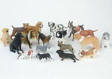 Large Lot Schleich & New Ray My Best Friend Dog Figures Collie Lab More