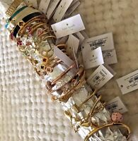 authentic Kate Spade New York bracelet bangle cuff with pouch dust bag new