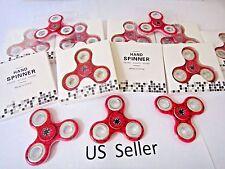Wholesale lot 30x Hand Spinner Fidget SPIDERMAN Finger Game white Toys US Seller