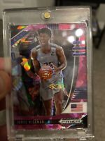 2020 Prizm Draft Picks #2 James Wiseman Pink Cracked Ice Rookie RC Warriors MINT
