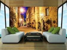 Ancient town in Italy Wall Mural Photo Wallpaper GIANT DECOR Paper Poster