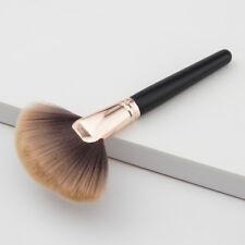 Fan Shape Pro Makeup Cosmetic Face Powder Blush Contour Foundation Brushes Tool 03