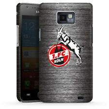 Samsung Galaxy S2 Plus Premium Case Cover - Metal Scratch 1.FC