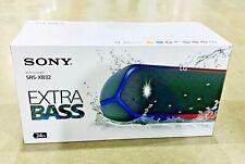 Sony Portable Bluetooth Wireless Speaker SRSXB32B Extra Bass
