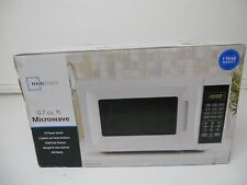 NEW Mainstays 700W Output Microwave Oven Glass Counter Top In Box