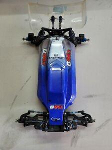 Team Associated RC10 B44.2 AE 9062 RC Car Very Clean Roller