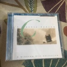 A CELTIC SEASON, WINDHAM HILL COLLECTION CD . 13 SONGS