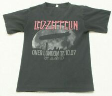 Anvil Led Zeppelin Black Short Sleeve Crewneck Mens Graphic Tee T-Shirt Top J34