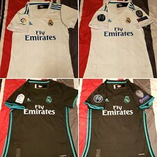 *** Real Madrid WOMENS Jersey - Home/Local Away/Visitante 17/18 ***