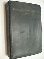 The Bluejackets' Manual (1940) by US Naval Institute, Annapolis MD