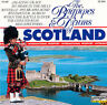 The Bagpipes & Drums of Scotland by The Gordon Highlanders CD  CH