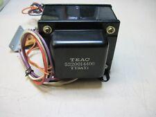 TRASFORMATORE  TEAC 5320014400 TT3AYI  usato  per reg. a bobine X 1000