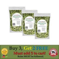 1oz Moringa Dried Leaves 100% Pure Natural oleifera Leaf Hoja moringa Food Grade