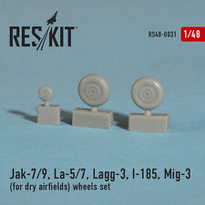Reskit - 48-0031 - Jak-7/9, La-5/7, Lagg-3, I-185, Mig-3 (for dry airfields)
