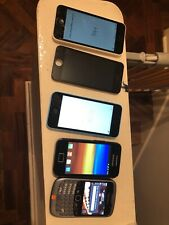 2 XApple iPhone 5c, telefoni Samsung And Blackberry