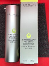 Juice Beauty Stem Cellular Anti Wrinkle Booster Serum MadeInUSA New 1floz FreeSH