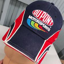 Dupont Motorsports #24 NASCAR Adjustable Baseball Cap Hat