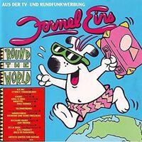 Formel Eins Round the World (1990) Ice MC, Sydney Youngblood, Roxette, Ri.. [CD]