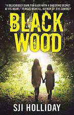 New, Black Wood, SJI Holliday, Book