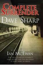 Complete Surrender, Dave Sharp, New Book