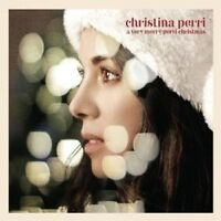 CHRISTINA PERRI - A VERY MERRY PERRI CHRISTMAS  CD WEIHNACHTEN POP NEU