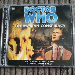 Doctor Who The Marian Conspiracy CD Audio Big Finish 06 - Used Full Cast Audio