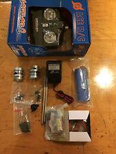 RC kit motore Graupner due assi RIVA Complete double shaft Graupner ACE ESC kit