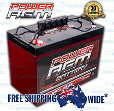 110AH AMP HOUR BATTERY AGM SLA 12 VOLT 12V DEEP CYCLE DUAL FRIDGE SOLAR 100AH