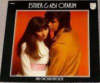 Esther & Abi Ofarim Ihre grossen Erfolge [LP]