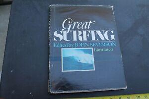 John Severson Autographed Signed 1967 Rare Photos Original Vintage Surfing BOOK