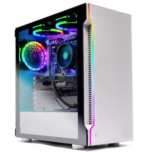 New Sealed Skytech Archangel Gaming Computer Ryzen 5 3600 GTX 1660 6G 500GB