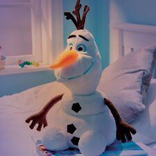XL Frozen 2in1 Nachtlicht + Plüschtier Olaf Stofftier Plüschfigur Die Eiskönigin