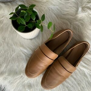 COUNTRY ROAD - NEW! SZ 40 Martha Loafer - Honey [CR LOVE] 9