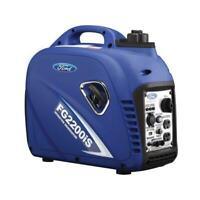 Ford 2200 Watt Parallel Ready Portable Gasoline Inverter Generator FG2200IS