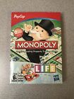 Monopoly & The Game Of Life - Pc/mac Computer Game - Hasbro/popcap - Sealed 2012