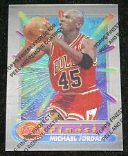 1994-95 Topps Finest Michael Jordan # 331 W/ Coating Chicago Bulls