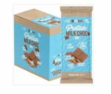 12 x 100g VITAWERX Protein Milk Chocolate Bar  - 12x100g