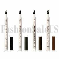 1Pc Microblading Tattoo Eyebrow Ink Pen Eye Brow Makeup Pencil Brow Enhancer