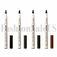 1Pc Microblading Tattoo Eyebrow Ink Pen Eye Brow Makeup Pencil Brow Enhancer
