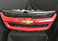 84270796 GM OEM Colorado Red Factory Painted Grille fits 2015-2018 Colorado