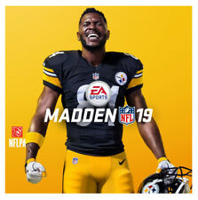 Madden NFL 19 -  (Sony PlayStation 4, 2018) American Football Ps4 + extra Demo