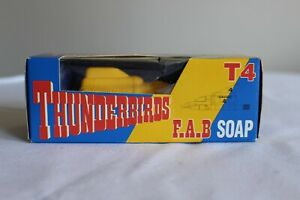 Vintage Thunderbird 4 soap 1993 in original box