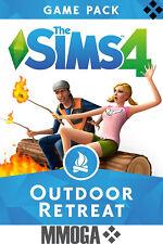 Sims 4 Outdoor Retreat Key - EA Origin Expansion Code - PC&MAC Game Key - CA/US