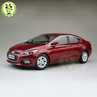 1:18 Chevrolet New Cruze 2015 Diecast Car Model toys kids boy girl gifts Red