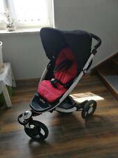 Sitzauflage Sitzkissen Textilauflage wendbar in Grau u für BabyZen Zen Pink