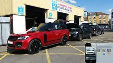 Reconditioned Range Rover 5.0 Supercharged V8 Engine Supply and Fit
