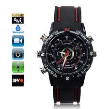 HD Waterproof Wrist DV Watch Camera Digital Video 8GB 1280*960 DVR Camcorder UK